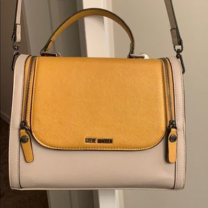 Steve Madden duo color purse
